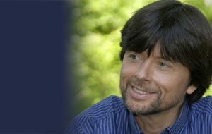 Ken Burns | November 13, 2007 | Wortham Center | The Progressive Forum