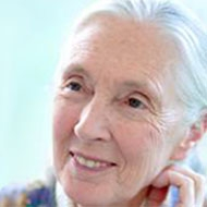Jane Goodall   March 9, 2011   Wortham Center, Houston   The Progressive Forum